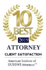 10 Best 2019 Attorney - Client Satisfaction